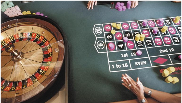 Roulette India online