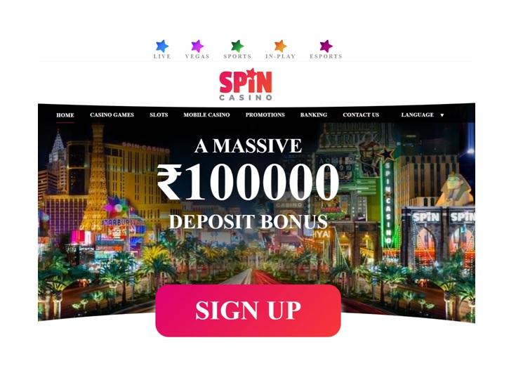 Spin Casino Indian casino