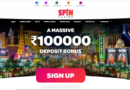Spin Casino Indian online casino