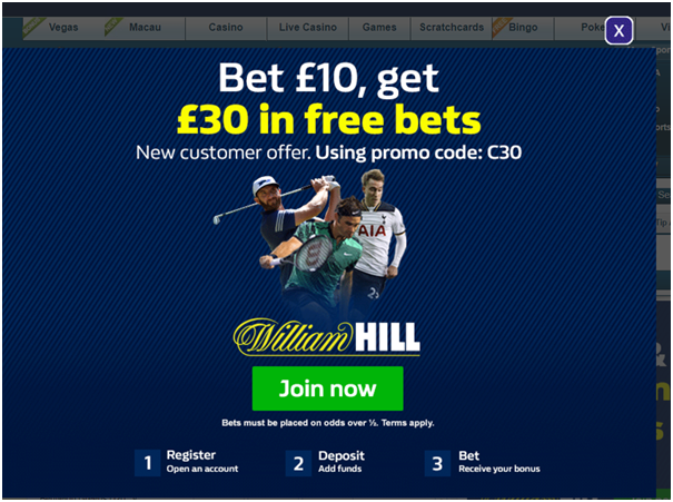 william hill sports betting site