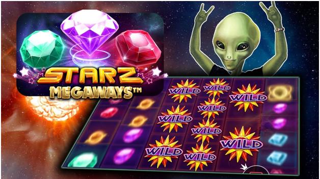 Starz Megaways slot