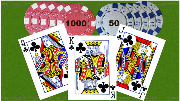 Teen Patti various game variations at Indian online casinos