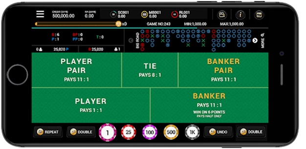 Top Baccarat Games to play at mobile casinos In India