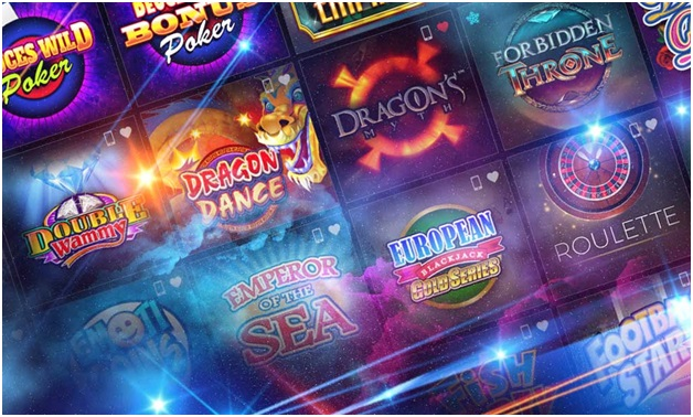 Vegas slots to play