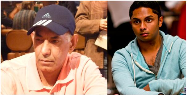 Vivek Raj kumar and Surinder Sunar