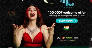 Voodoo Dreams the new online casino