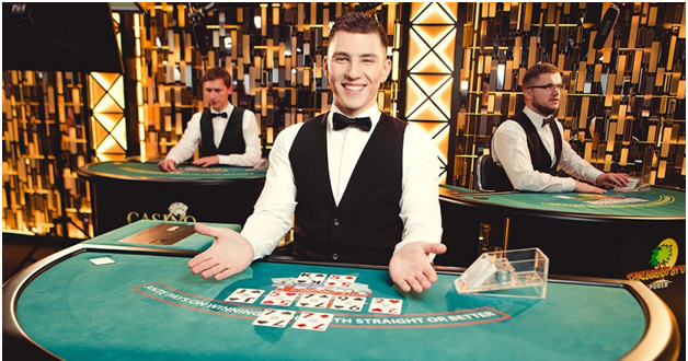 What are the types of Bonuses on Offer at online casinos to play Table Games