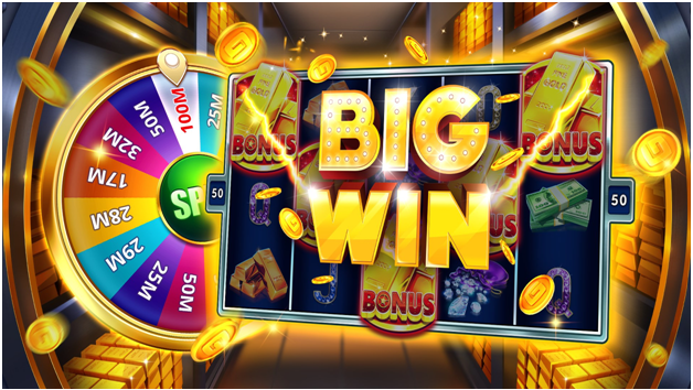 Wheel of Riches Big Win