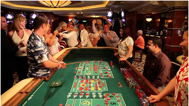 Play high limit craps in India