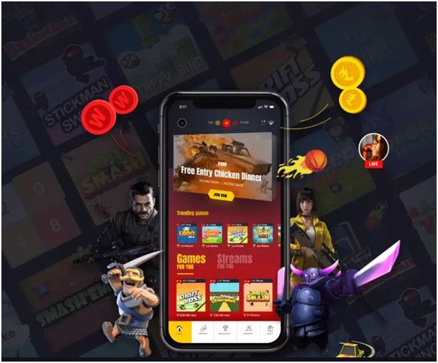 Which best sports games can I play on my mobile with EWar App