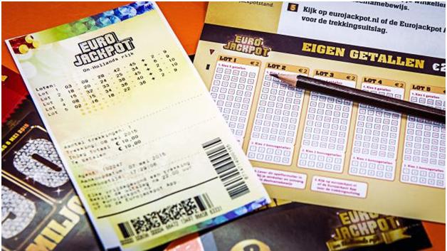 Euro jackpot lotto