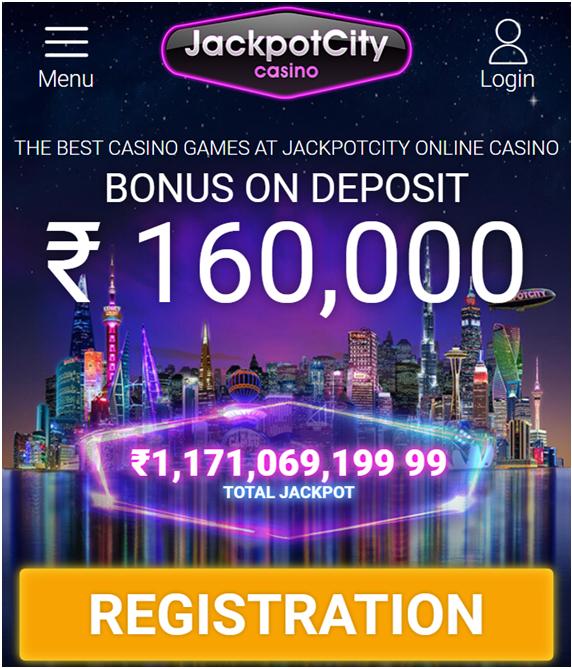 jackpot city casino Indian mobile app