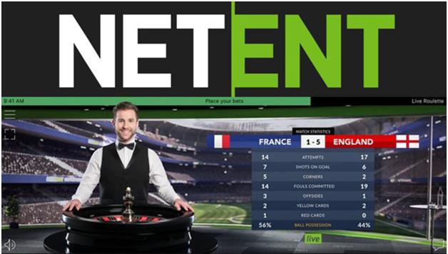 netent Live Sports