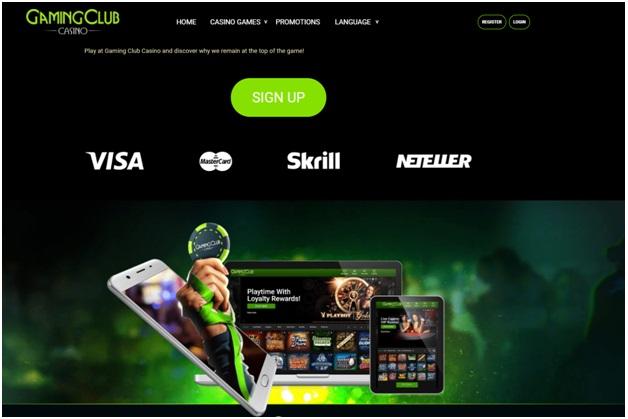 play Keno at Gaming Club Casino India