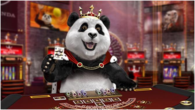 royal panda Lucky 21 bonus