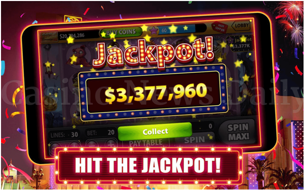 the odds of hitting Progressive Jackpot to become a winner